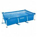 wholesale Garden playground equipment: Kit rectangular  tubular pool - scrubber to cart