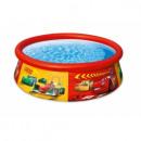 wholesale Garden playground equipment: round pool Cars - Disney - Intex