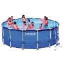mayorista Conjuntos de jardin: piscina tubular  redonda - 3.66 x 0.99 m - Intex