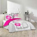 groothandel Bedtextiel & matrassen: 3-kamer bedlinnen  - gedrukte parijs - 240 x 220