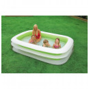 wholesale Garden playground equipment: Family pool Intex  - Inflatable - Green family