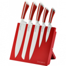 wholesale Knife Sets: set of stainless  steel knives + rack my
