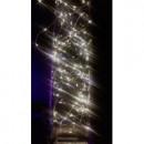 grossiste Chaines de lumieres: guirlande  intérieur 300 led - 15 m - blanc chaud