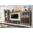 groothandel Home & Living:tv set - acacia