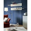 groothandel Home & Living:Veel 2 planken - wit