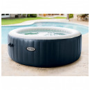 wholesale Garden Furniture: round bubble spa - 4 places - blue