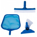 grossiste Nettoyage: kit de nettoyage  pour piscine - 3 accessoires - in