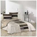 hurtownia Posciel & materace: narzuta na łóżko 2  osoby naturalne - 260 x 240 cm