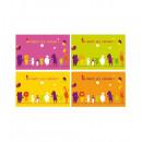 groothandel Kindermeubilair: Kleurrijke  placemats voor  kinderen - set van ...