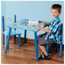 grossiste Meubles pour enfants: table et deux  chaises pour  chambre d'enfants ...