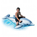 wholesale Aquatics: inflatable dolphin ride - pool game in