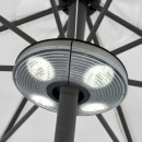 parasol lamp 16 LEDs + opknoping systeem