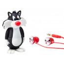 grossiste Lecteurs MP3 et MP4: EMTEC 8Go Lecteur  MP3 - série Looney Tunes (Sylves