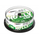 grossiste DVD & Blu-rays / CD: EMTEC DVD-R 4.7 Go 16x - 25pcs Cake Box