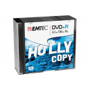 grossiste DVD & Blu-rays / CD: EMTEC DVD + R 4,7  GB 16x - 10pcs Slim Case