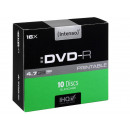 grossiste DVD & Blu-rays / CD: Intenso DVD-R  4.7Go 16x  imprimable Vitesse ...