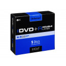 grossiste DVD & Blu-rays / CD: Intenso DVD + R DL  8,5 Go double vitesse de 8x Lay