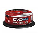 grossiste DVD & Blu-rays / CD: EMTEC DVD + R 4,7  GB 16x - 25pcs Cake Box