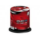 grossiste DVD & Blu-rays / CD: EMTEC DVD + R 4,7  GB 16x - 100 pièces de boîte de