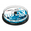 grossiste DVD & Blu-rays / CD: EMTEC DVD + R 4,7  GB 16x - 10pcs Cake Box