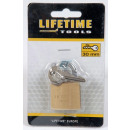 Großhandel Eisenwaren: Vorhängeschloss 30mm lifetime tools