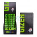Großhandel Magnete: GIZEH Grün Fine Magnet 20er Box/100 Blatt