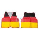 Großhandel Mäntel & Jacken: Deutschland Fan-Weste Fanartikel