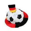 Deutschland Fan Hut Ball Fahne Fanartikel
