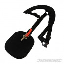 wholesale Machinery: Padded harness for brushcutter, 4 anchors