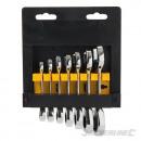 Set di chiavi a cricchetto, 7 pezzi