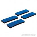 Belt protection pads, 4 pieces
