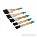 Disposable brushes, 5 pieces
