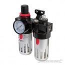 Filtro regolatore e lubrificatore