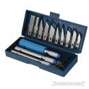 Großhandel Handwerkzeuge: Schneidmesser und Klingen, 16 Stück