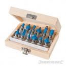 Großhandel Consumer Electronics: 12-mm-TCT-Fräser, 12 Stück