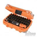 Juego de puntas para atornillador de impacto, 32 p