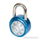 wholesale Garden & DIY store: Combination padlock with dial