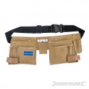 wholesale Belts: Double tool belt with 11 pockets