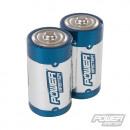 Super alkaline battery, type C / LR14, 2 pieces
