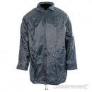 Leichte wasserdichte Jacke aus PVC