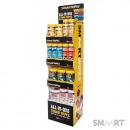 Aufsteller für SmaartWipes Produkte