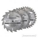 mayorista Jardin y Bricolage: Discos de TCT para sierra circular 16, 24, 30 dien