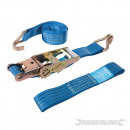 Set of tether straps for alloy wheels