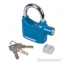 wholesale Security & Surveillance Systems: Padlock with built-in alarm