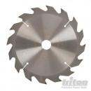 Cutting disc for wireless circular saw