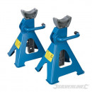 Mechanical stands, 2 pieces