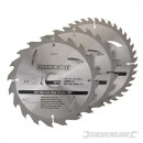 TCT discs for circular saw 20, 24, 40 teeth