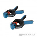 Clamps, 2 pieces
