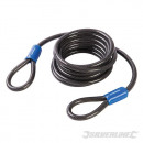 Steel safety cable