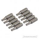 Puntali T5 al cromo-vanadio, 10 pezzi